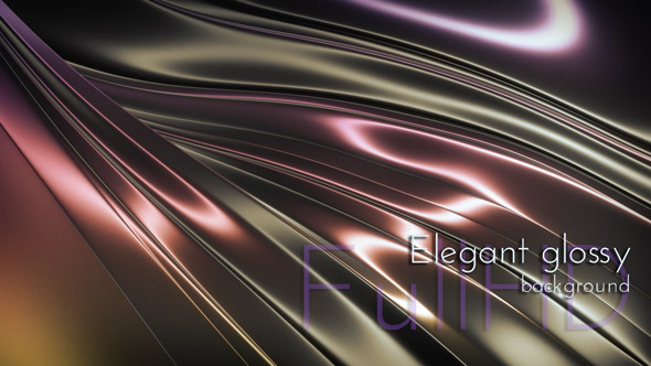 Elegant Glossy Background by cinema4design | VideoHive
