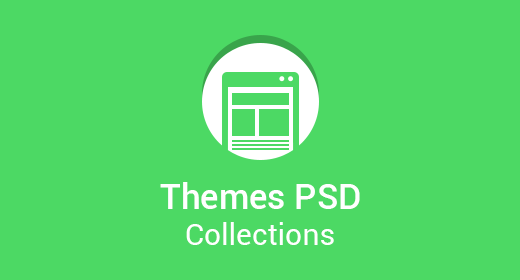 Themes PSD Collections