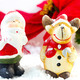 Raindeer and santa claus - PhotoDune Item for Sale