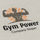 Gym Power Logo - GraphicRiver Item for Sale