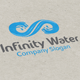 Infinity Water Logo - GraphicRiver Item for Sale