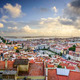Lisbon, Portugal Skyline and Castle - PhotoDune Item for Sale
