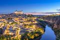 Toledo, Spain Town Skyline - PhotoDune Item for Sale