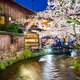 Kyoto, Japan Spring River View - PhotoDune Item for Sale