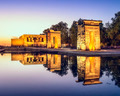 Temple Debod of Madrid - PhotoDune Item for Sale