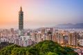 Taipei, Taiwan City Skyline - PhotoDune Item for Sale