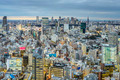 Tokyo, Japan Cityscape View - PhotoDune Item for Sale