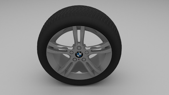 3DOcean BMW wheel 9477302