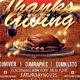 Thanksgiving   Flyer Template - GraphicRiver Item for Sale