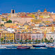 Cagliari, Italy Cityscape - PhotoDune Item for Sale