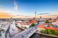 Berlin, Germany Spree River Skyline - PhotoDune Item for Sale