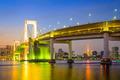 Tokyo, Japan at Rainbow Bridge - PhotoDune Item for Sale