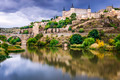 Toledo, Spain on the Tagus River - PhotoDune Item for Sale