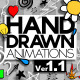 Hand Drawn Animations Ver 1.1 - VideoHive Item for Sale