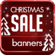 Christmas Sale Banner Set v2 - GraphicRiver Item for Sale