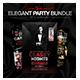 Elegant Party Flyer Bundle - GraphicRiver Item for Sale
