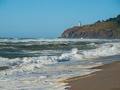 North Head Lighthouse on the Washington Coast USA - PhotoDune Item for Sale
