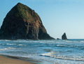 Haystack Rock at Cannon Beach Oregon USA - PhotoDune Item for Sale