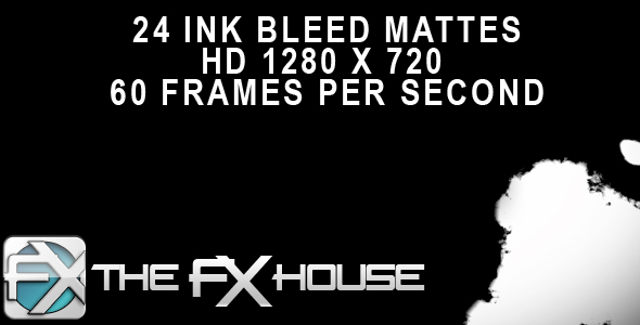 24 HD Ink Bleed Mattes