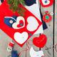 Homemade Felt Christmas Ornaments - PhotoDune Item for Sale