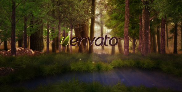 After Effects Project - VideoHive Nature Logo 964953