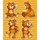 Bear and Honey - GraphicRiver Item for Sale