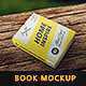 Hard Cover Book Mock-Up V.2 - Photorealistic - GraphicRiver Item for Sale