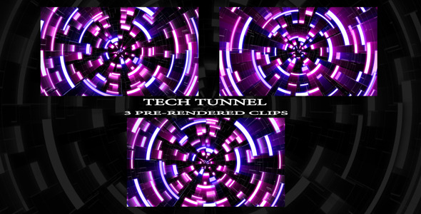 Tech Tunnel