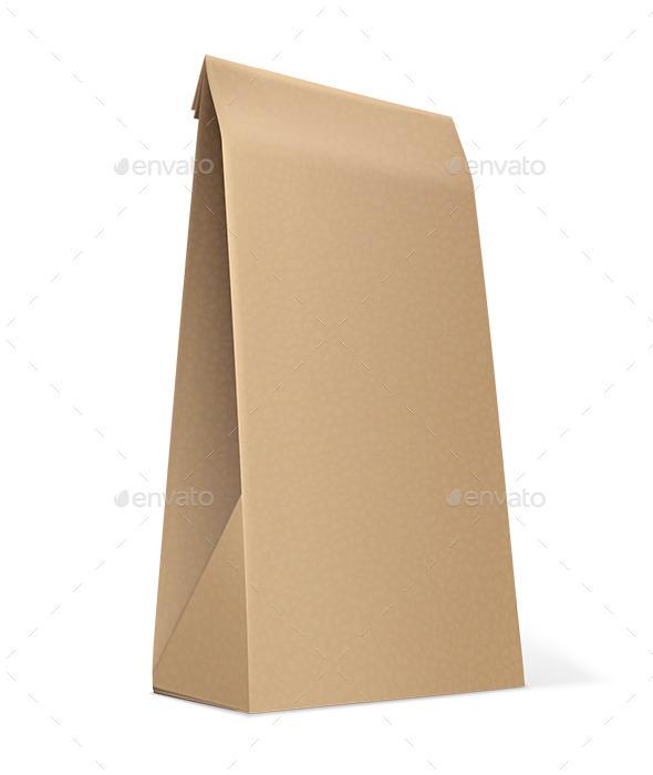 GraphicRiver Paper Bag 9485439