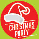 Christmas Party Invitation Poster & Flyer - GraphicRiver Item for Sale