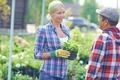 Gardeners talking - PhotoDune Item for Sale