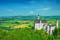 The castle of Neuschwanstein in Germany - PhotoDune Item for Sale