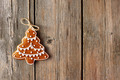 Christmas homemade gingerbread cookie - PhotoDune Item for Sale