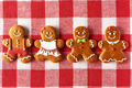 Christmas gingerbread couples cookies - PhotoDune Item for Sale