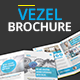 Vezel Brochure Template - GraphicRiver Item for Sale