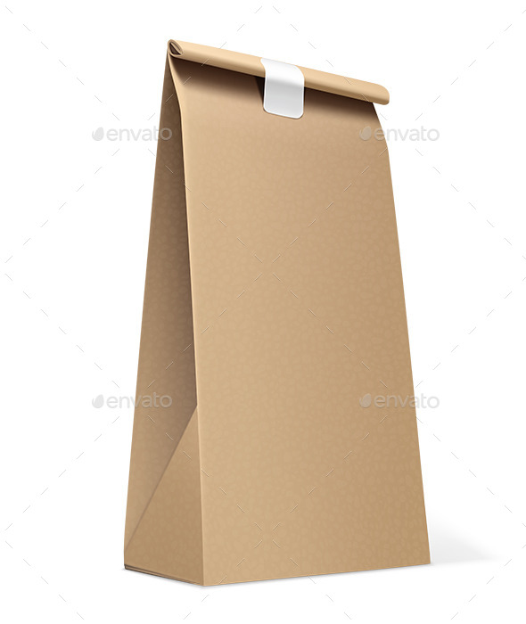 GraphicRiver Paper Bag 9486432