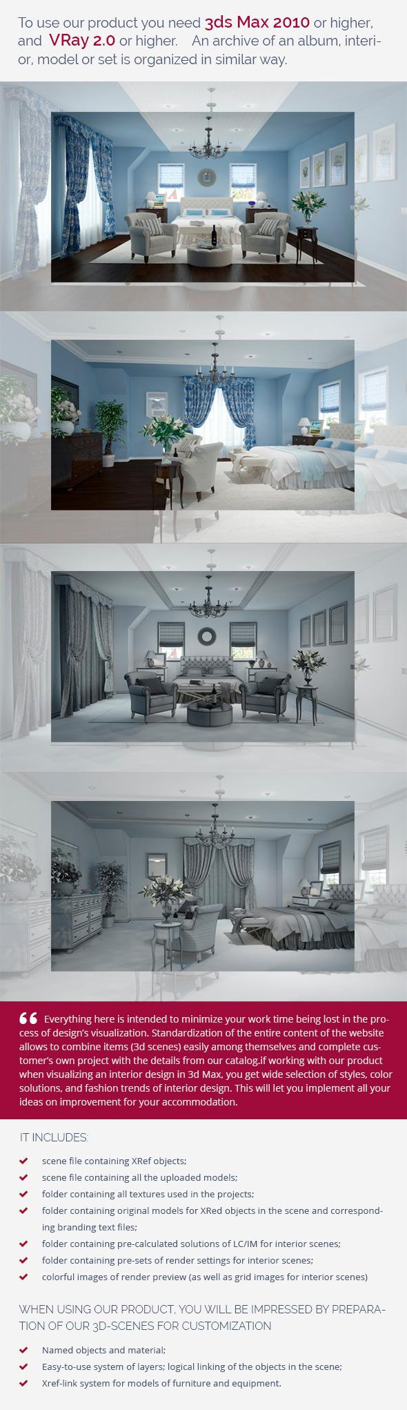 Bedroom 0392