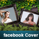 Photo Frame Facebook Cover - GraphicRiver Item for Sale