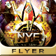 NYE flyer design - GraphicRiver Item for Sale
