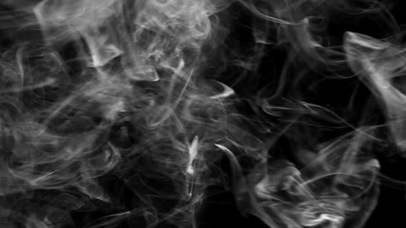 Black And White Smoke Background By Dancristianp Videohive