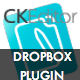 Dropbox Plugin for CKEditor 4