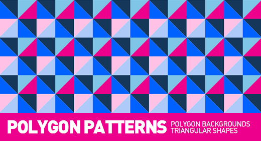 Polygon Shapes & Patterns