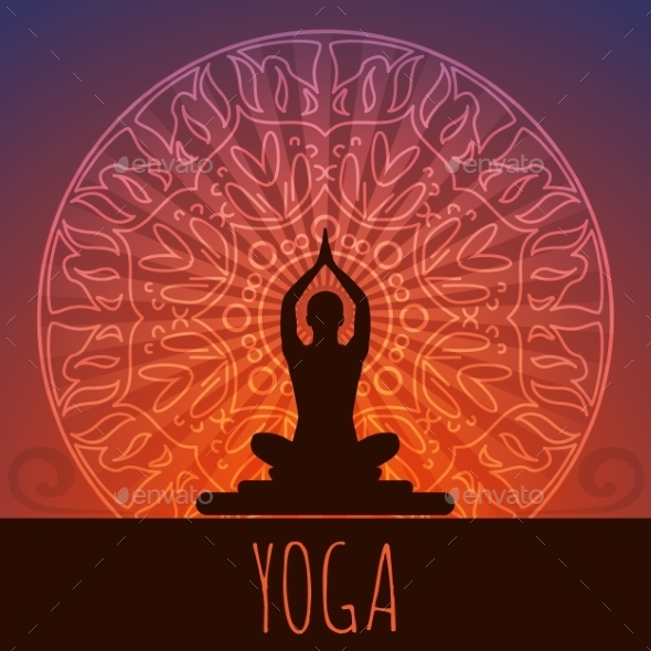 GraphicRiver Yoga Background 9491421