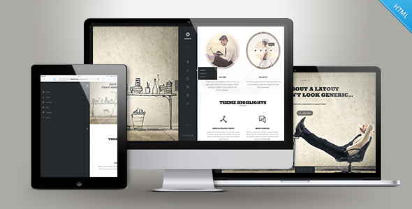 ThemeForest Rebloom Creative Multi-purpose Template HTML 9491562