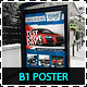 Sales & Services B1 Signage Poster - GraphicRiver Item for Sale