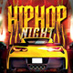 HipHop Night Flyer - GraphicRiver Item for Sale