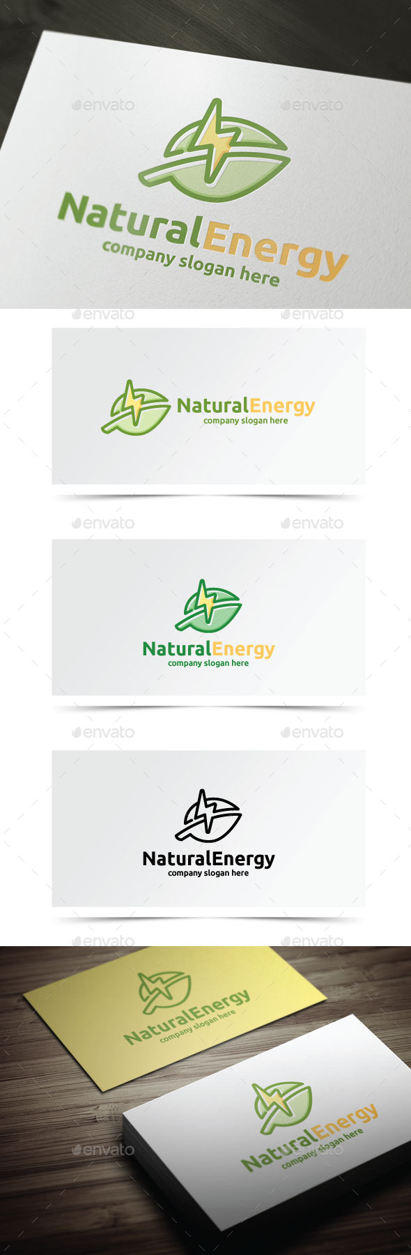 GraphicRiver Natural Energy 9491723