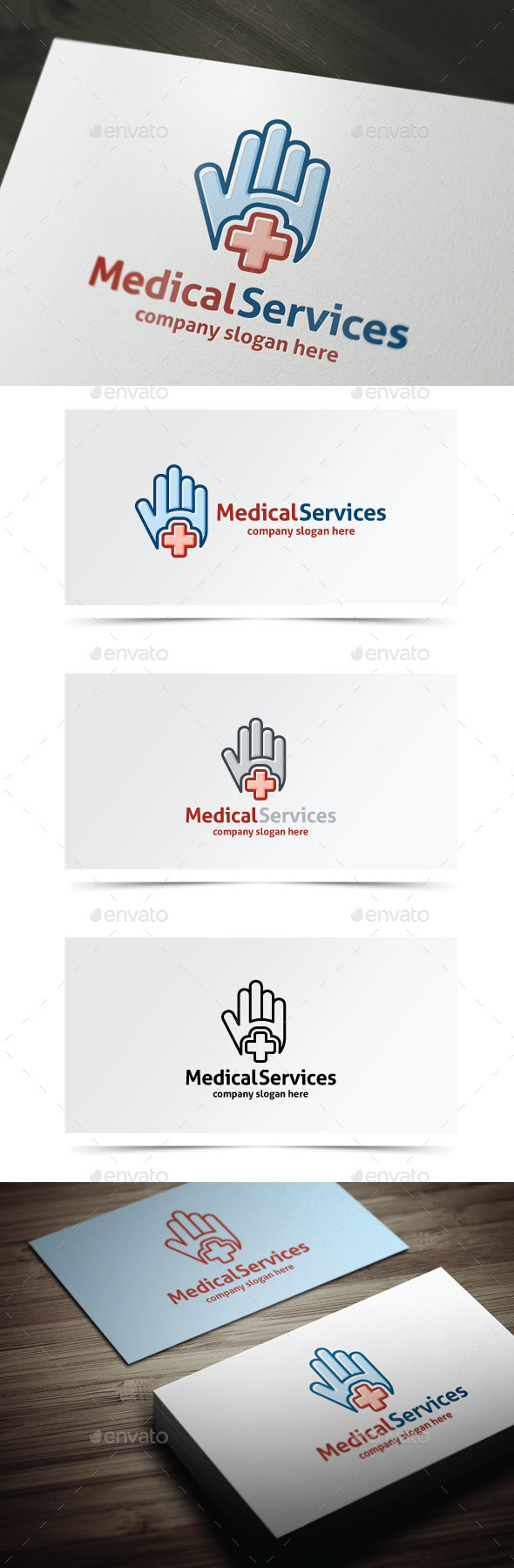 GraphicRiver Medical Services 9491796