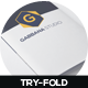 Gabbana Studio Try-Fold Brochur Design - GraphicRiver Item for Sale