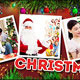 Christmas Familly Twitter Cover - GraphicRiver Item for Sale